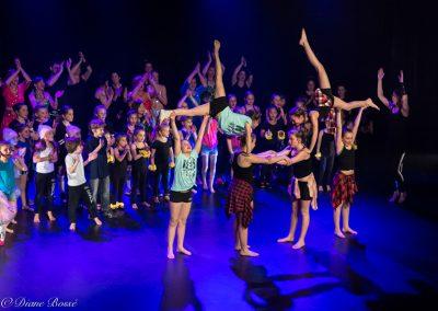 Spectacle de danse 2017