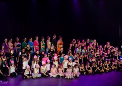 Spectacle de danse 2017