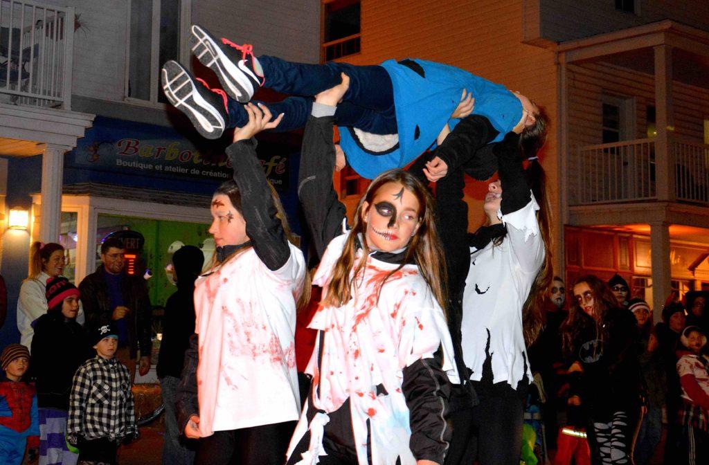 Halloween à La Pocatière