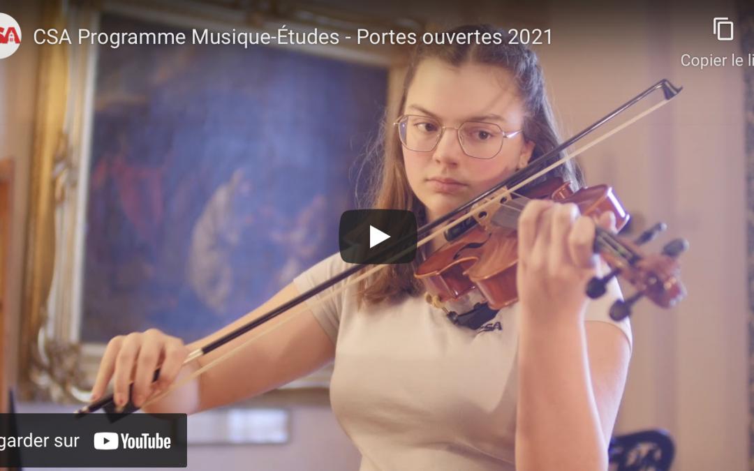 7 ans pour le Programme Musique-études
